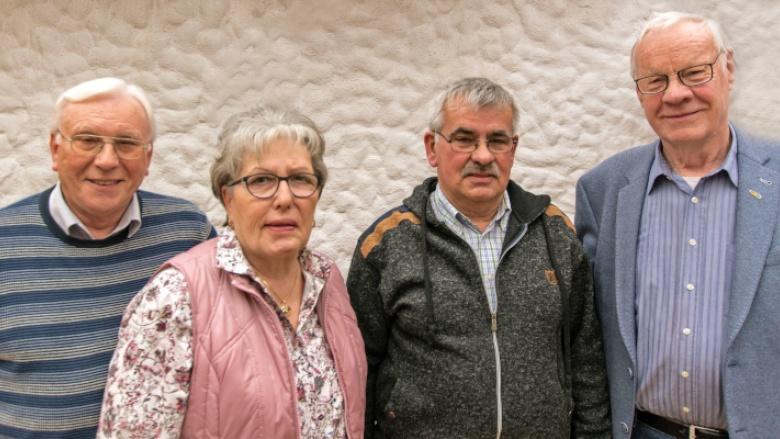 Vorstand Senioren Union Weilerswist