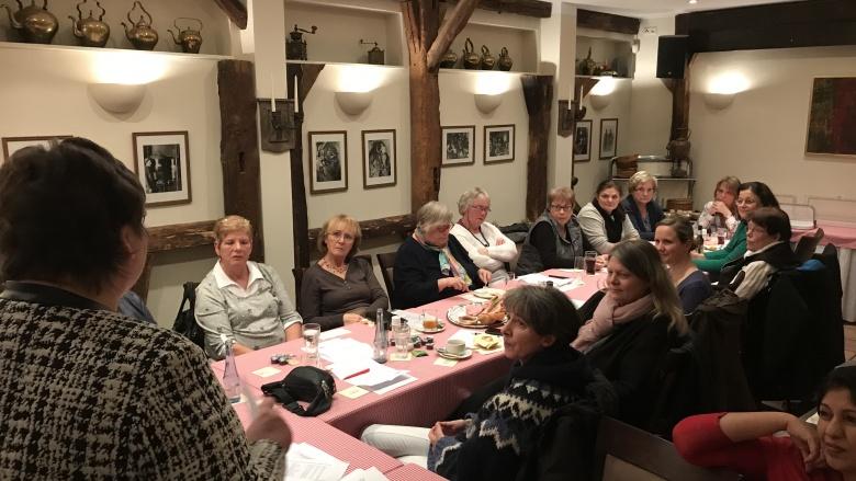 Mitgliederversammlung der Frauen Union