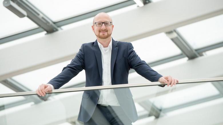 Ingo Pfennings, Bürgermeister der Stadt Schleiden