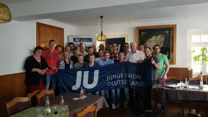 Mitgliederversammlung JU KV Euskirchen 2018
